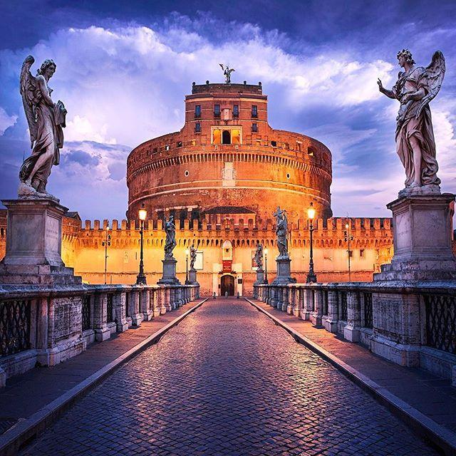 Castelo de S. Angelo - Roma