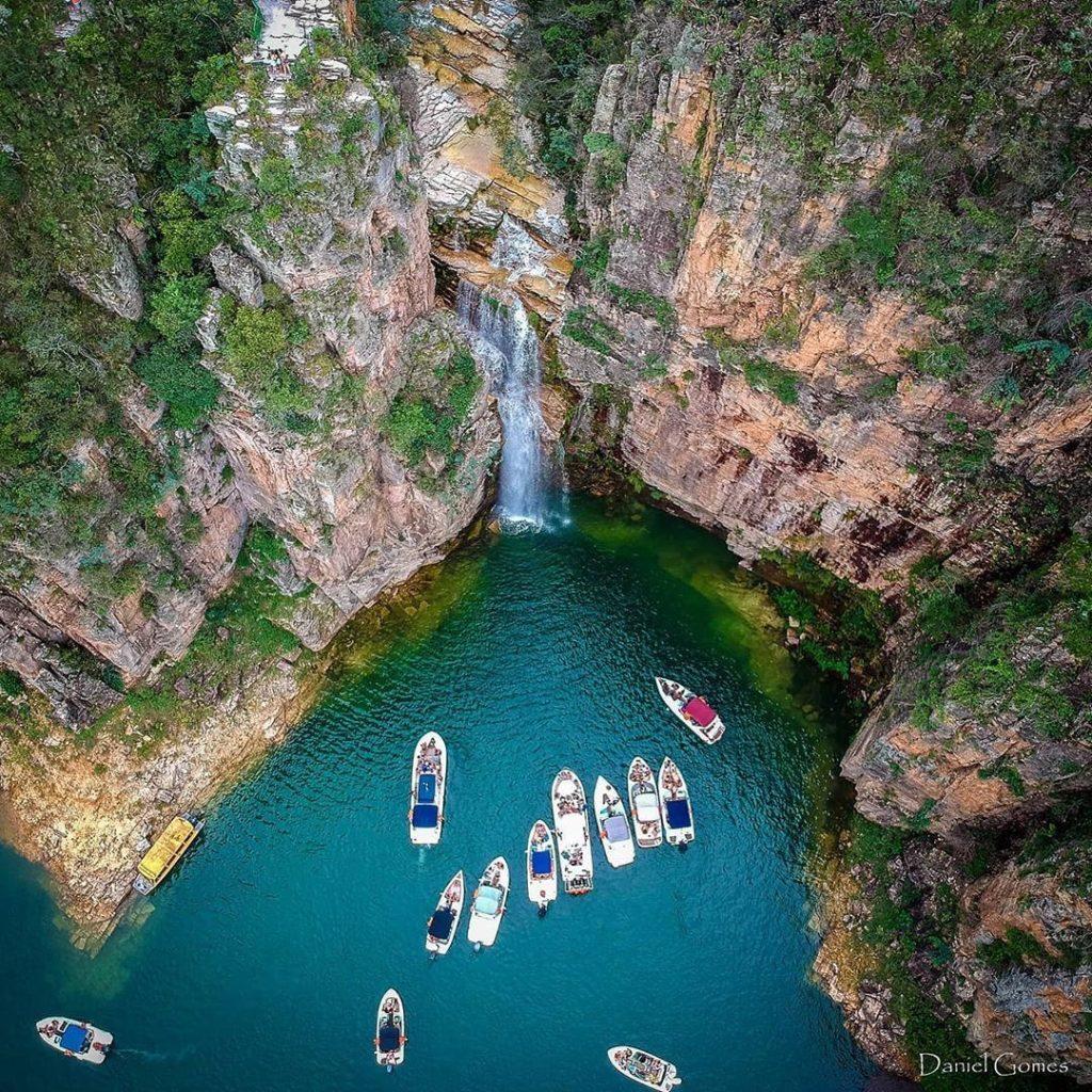 Canyons Capitólio - Lago de Furnas