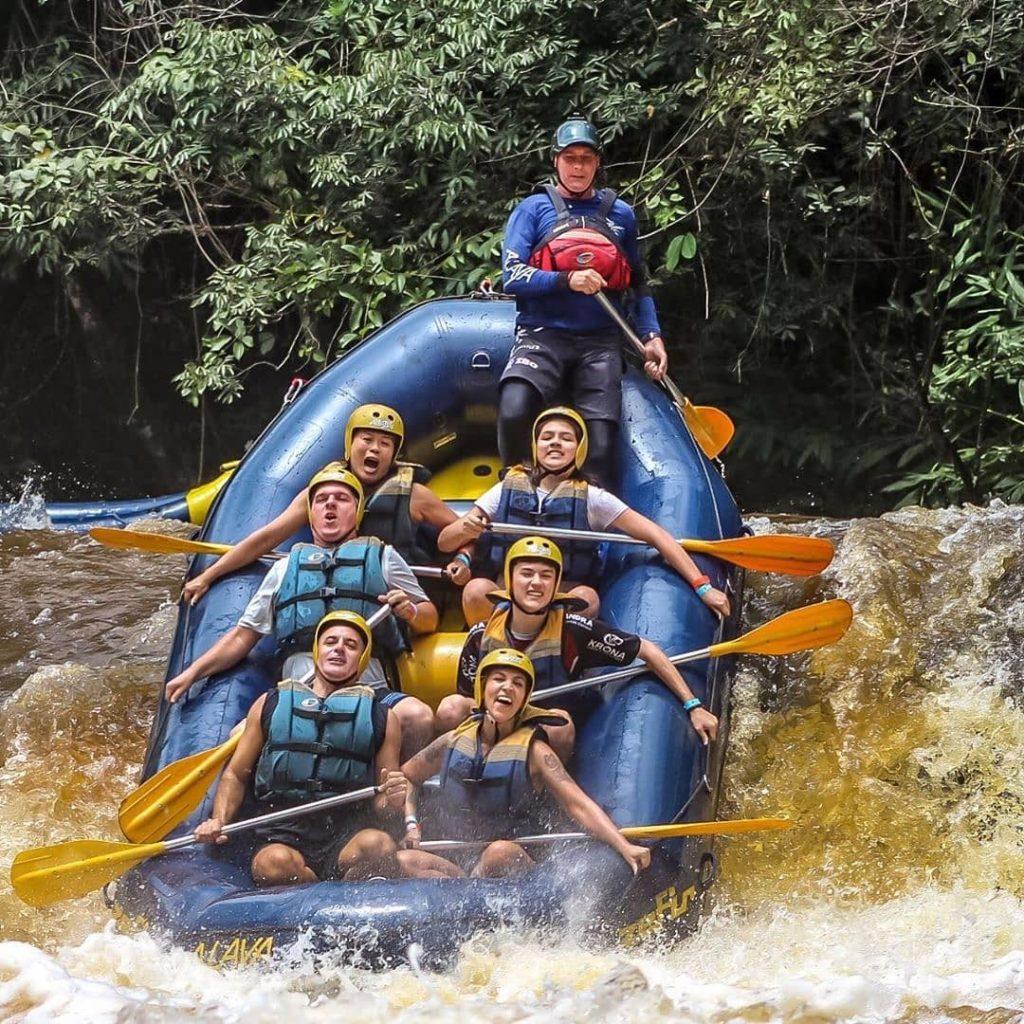 Rafting Rio Jacaré