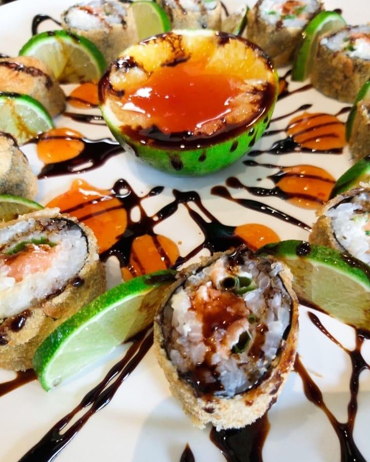 Takami Sushi House Natal