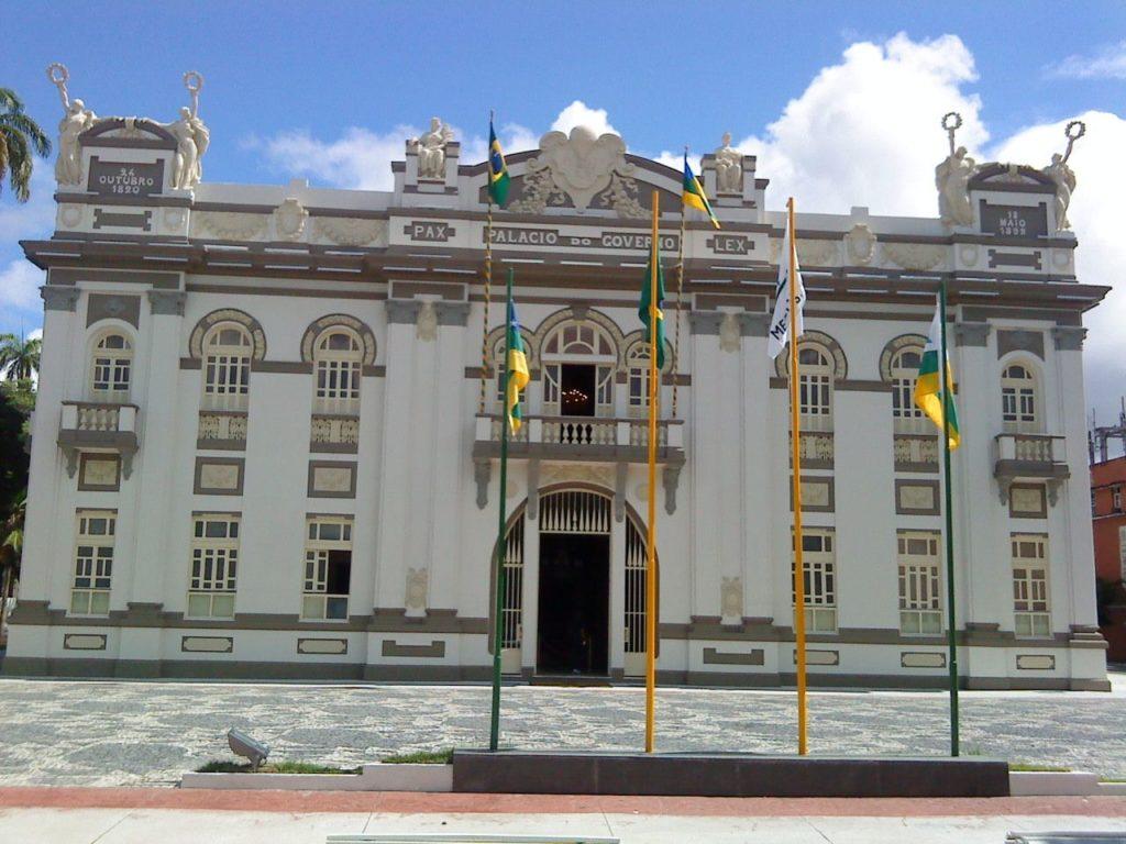 Palácio Olímpio de Campos - Aracaju