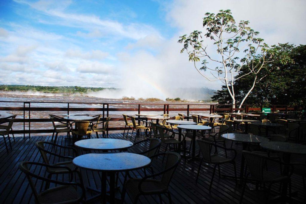 Onde comer em Foz do Iguaçu: Porto Canoas