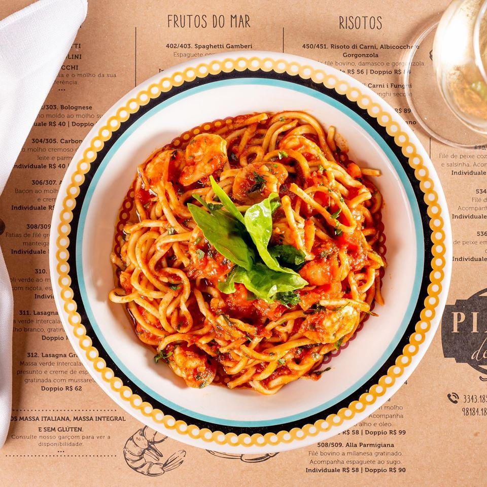Piazza Dei Fiori - Restaurante Italiano em Natal