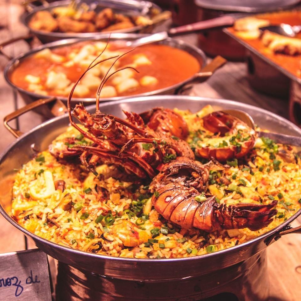 Restaurante em Porto Seguro: Rabanete