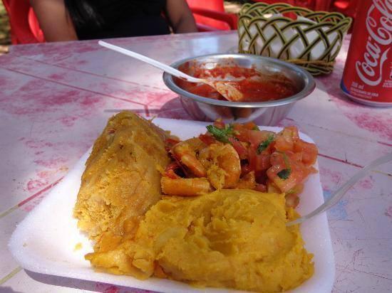 Onde comer em Porto Seguro: Acarajé da Jaque