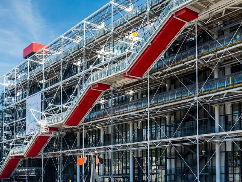 Centro Pompidou - Paris