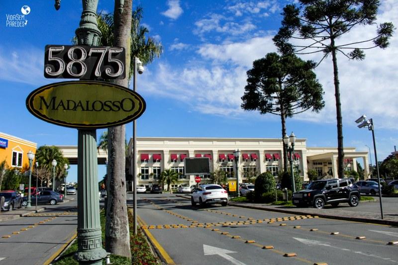 Restaurante em Curitiba: Madalosso