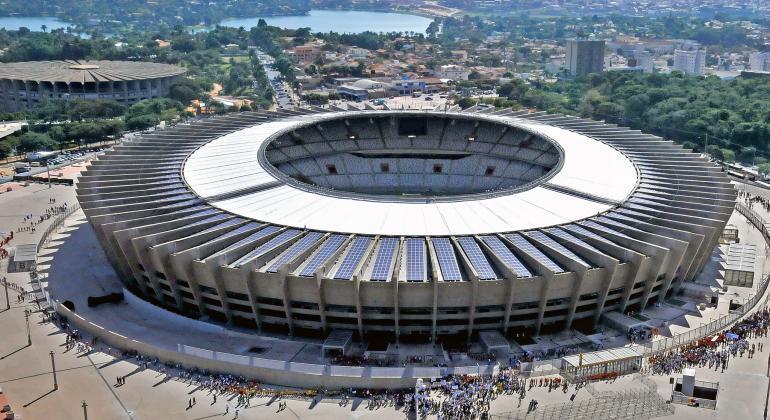 O que fazer em Belo Horizonte: Estádio do Mineirão