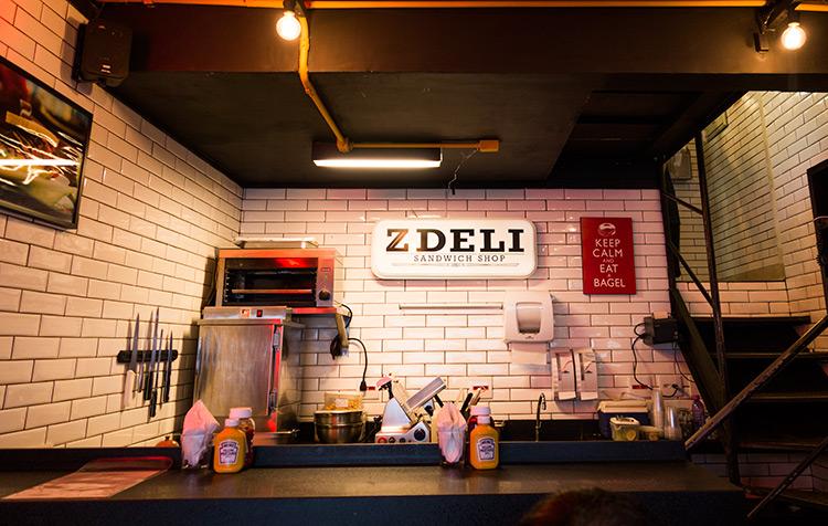 Z Deli Sandwich Shop