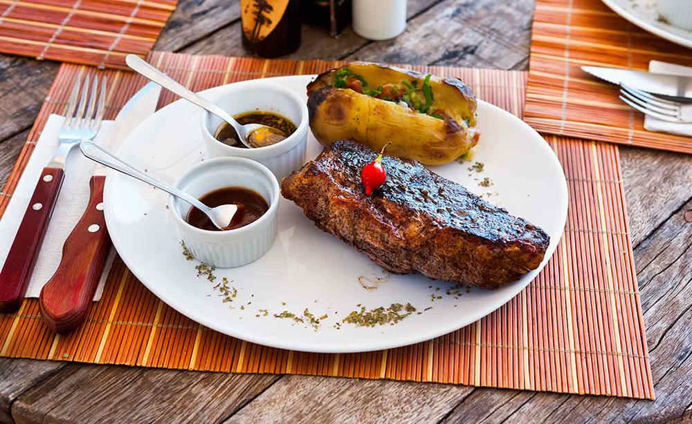 Restaurante Bonanza Grill - Onde comer em Campos do Jordão