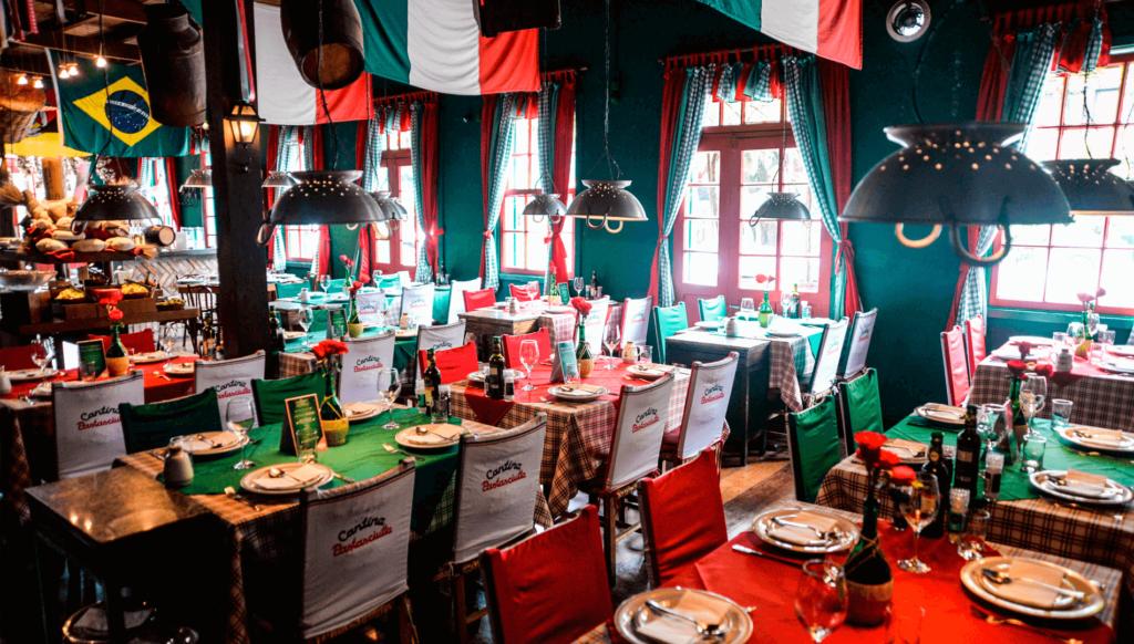 Restaurantes em Gramado: Cantina Pastasciutta