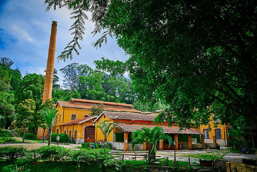 Passeio em São Roque: Centro Educacional e Cultural Brasital
