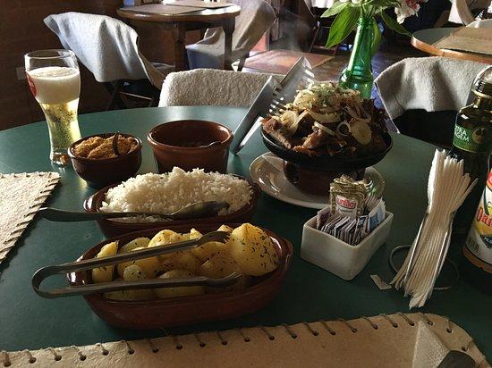 Restaurante Chef Romario - Onde comer em Campos do Jordão