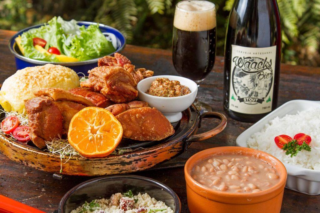 Restaurante Dona Chica - Onde comer em Campos do Jordão