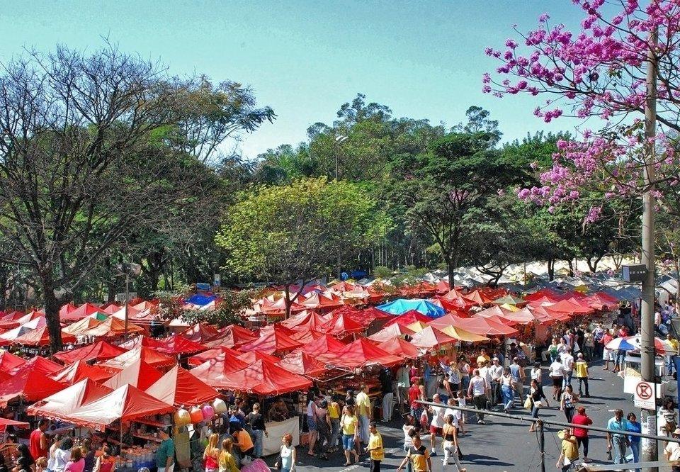 Passeio em Belo Horizonte: Feira Hippie