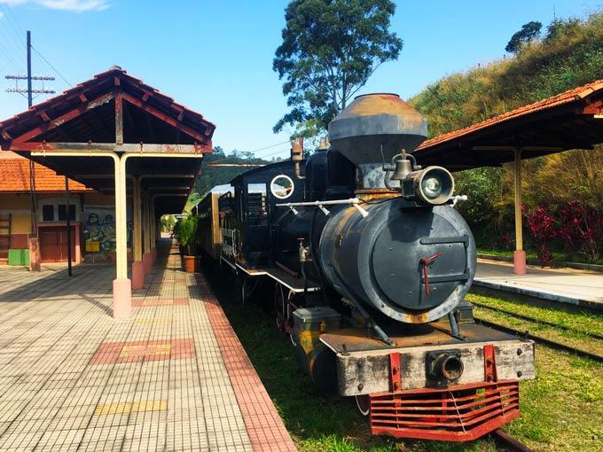 O que fazer em São Roque: Estação Ferroviária de São Roque
