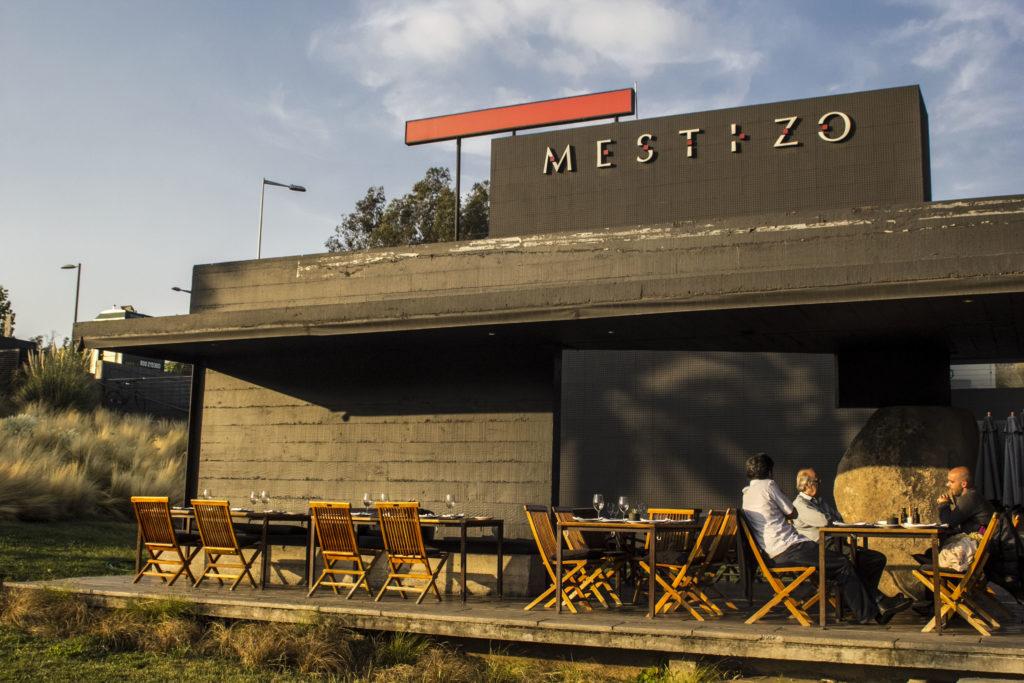 Mestizo - Restaurante no Chile