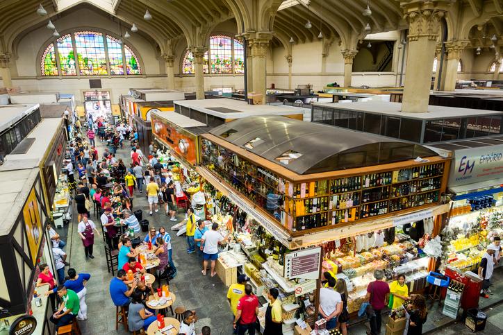Onde comer em SP: Mercado Municipal