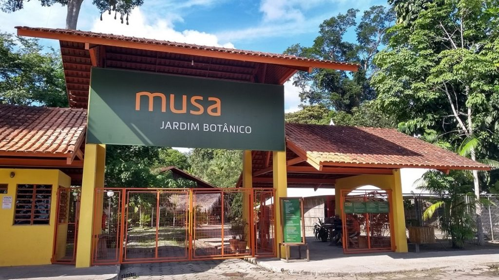 MUSEU DA AMAZÔNIA - MUSA