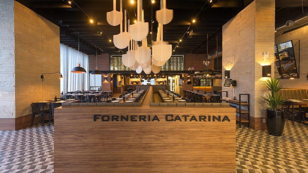 Restaurantes em Florianópolis: Forneria Catarina
