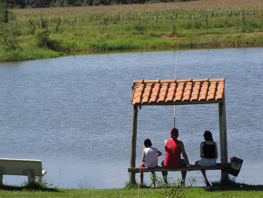 O que fazer em Holambra: Osvaldo Sia Turismo Rural