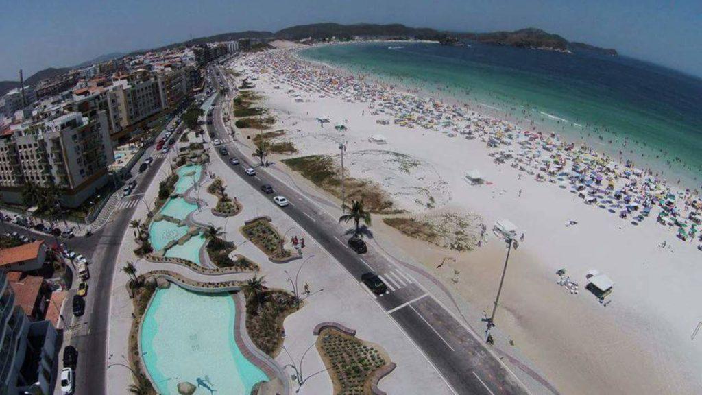 O que fazer em Cabo Frio: Praça das águas