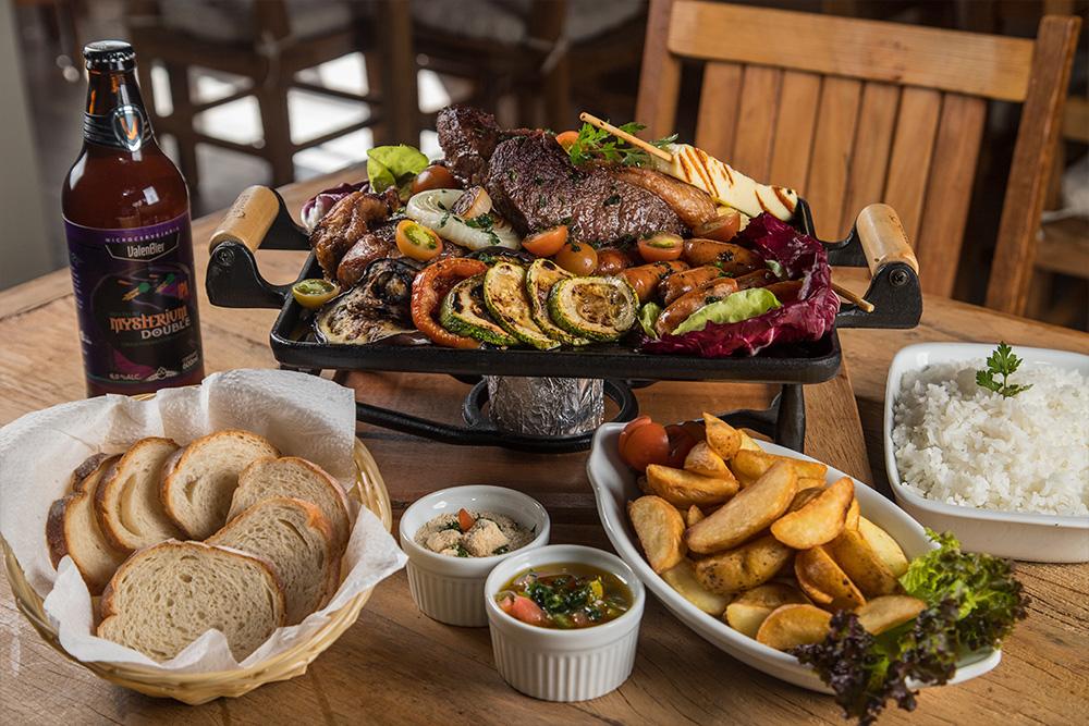 Santa Collina Restaurante & Fondue - Onde comer em Campos do Jordão