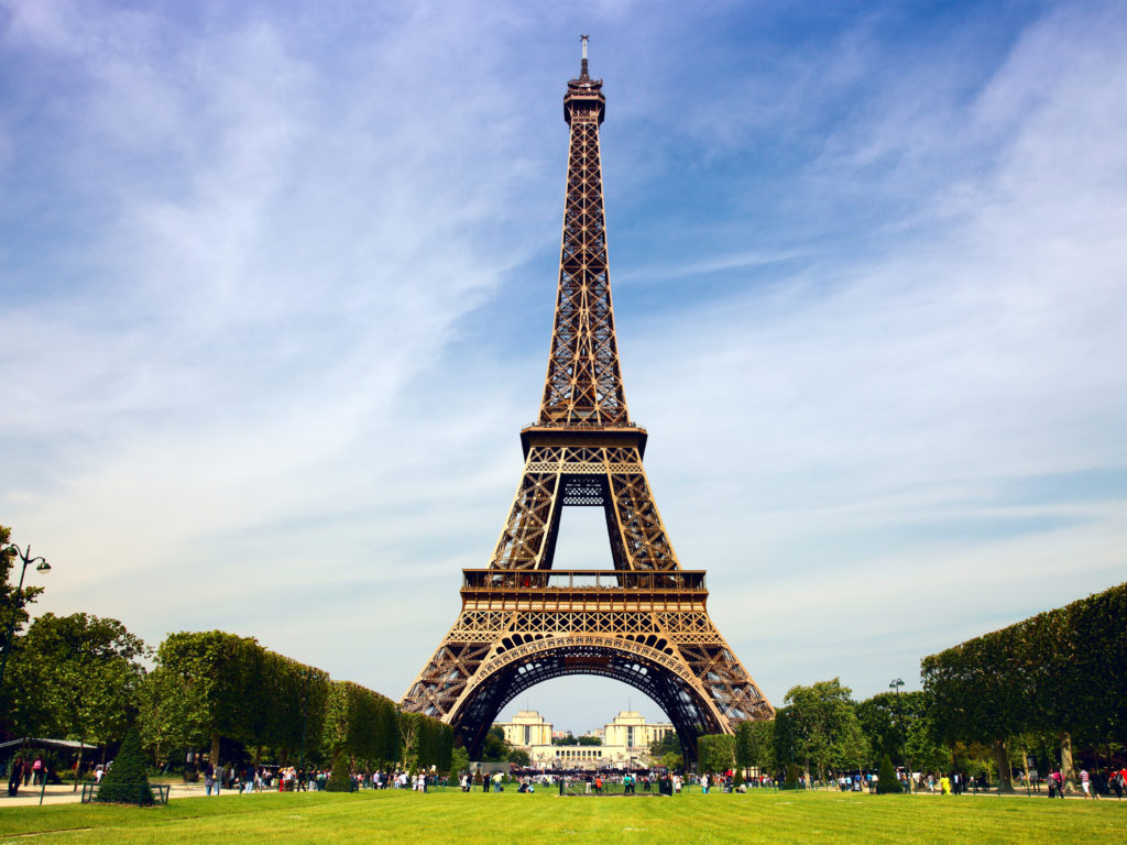 O que fazer em Paris: Torre Eiffel