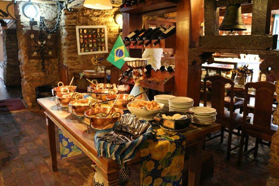 Restaurantes em Ouro Preto: Contos de Réis