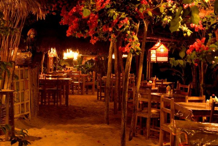 Restaurante em Jericoacoara: Na Casa Dela