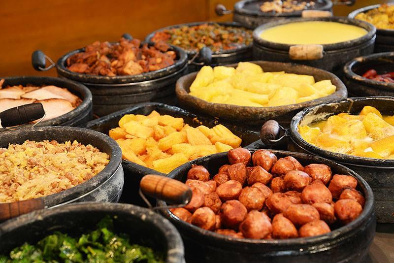 Onde comer em Ouro Preto: Restaurante Chafariz