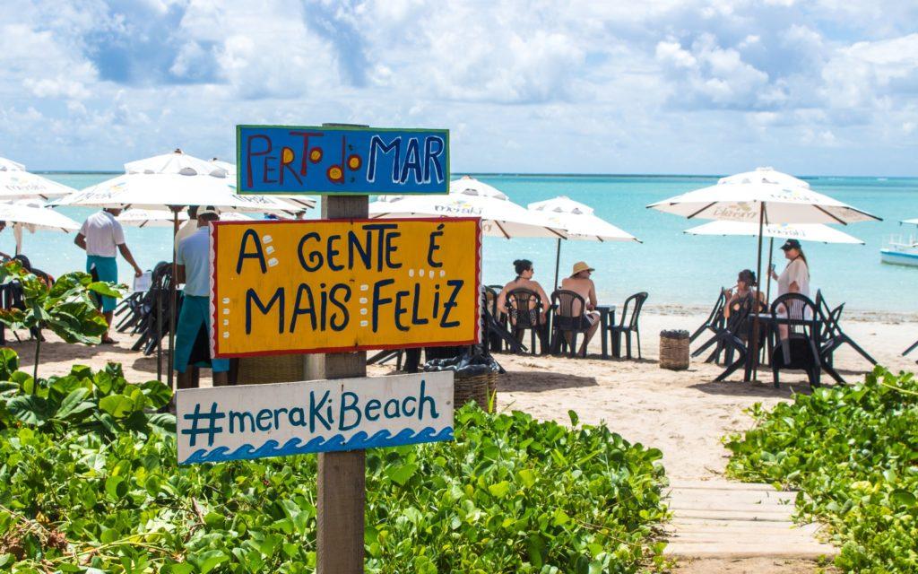 Restaurante em Maragogi: Meraki Beach Bar e Restaurante