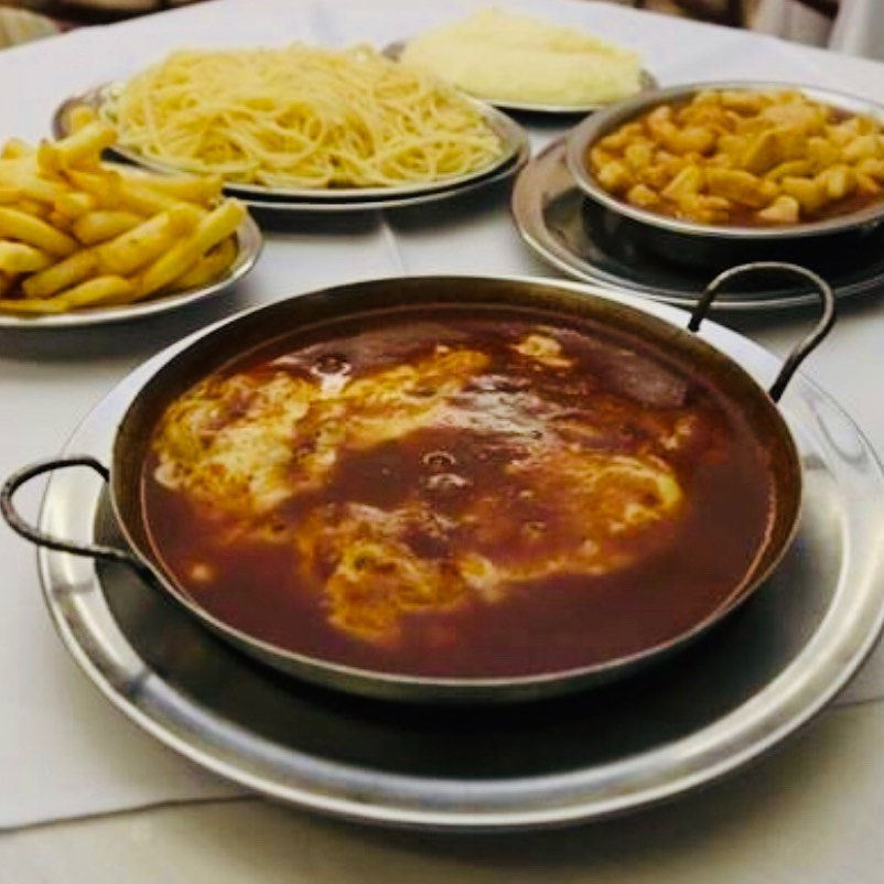 Onde comer em Brasília: Restaurante Roma
