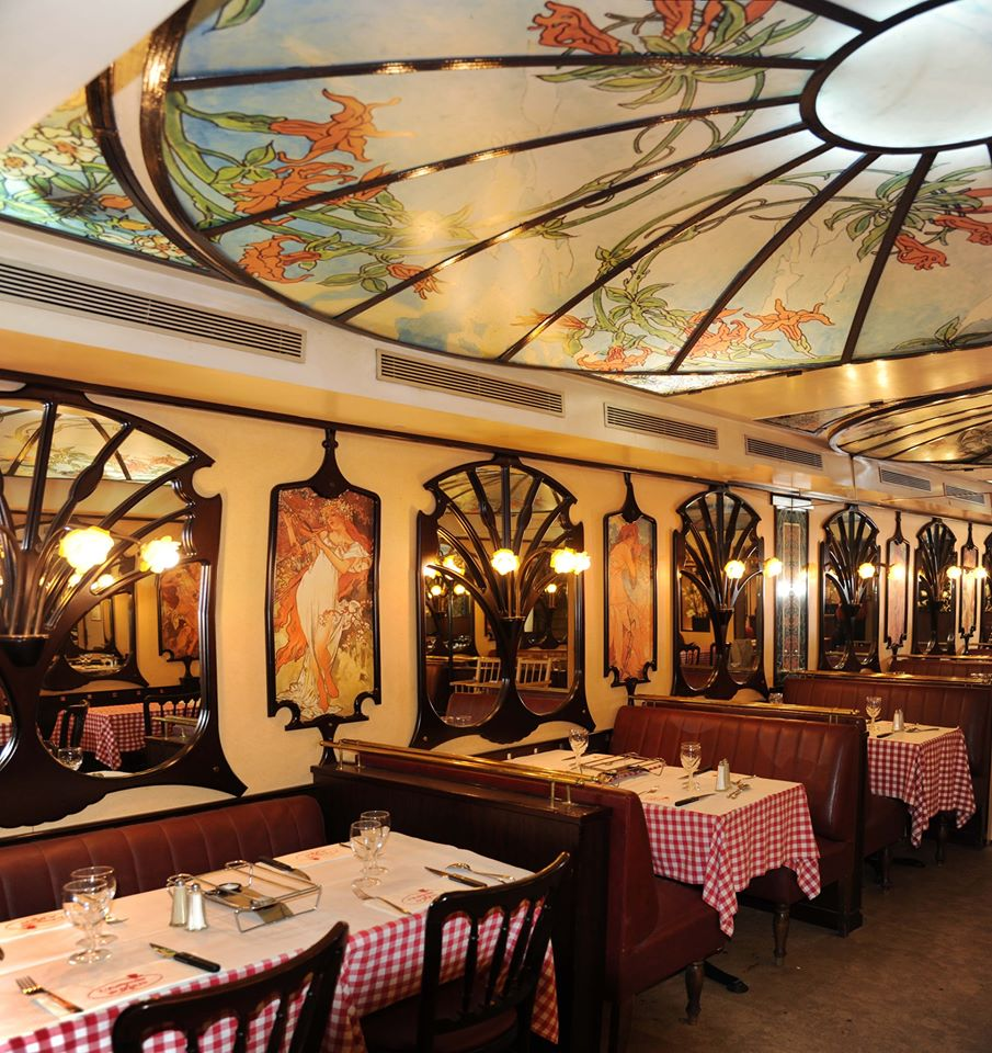 Restaurantes em Paris: L'Entrecote