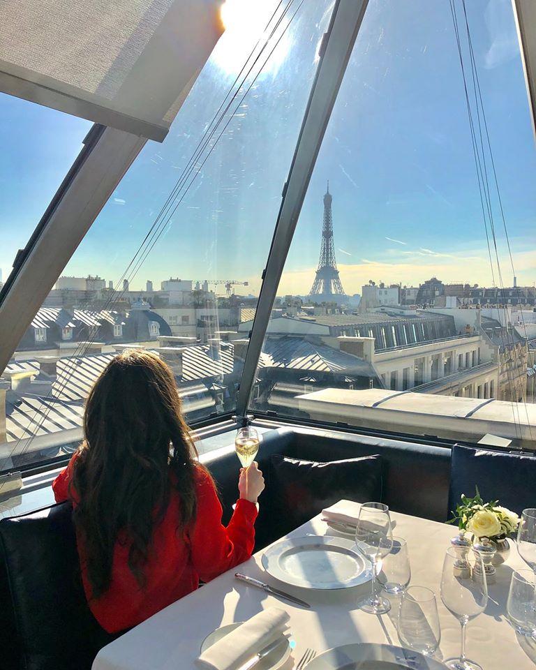 Onde comer em Paris: L'Oiseau Blanc