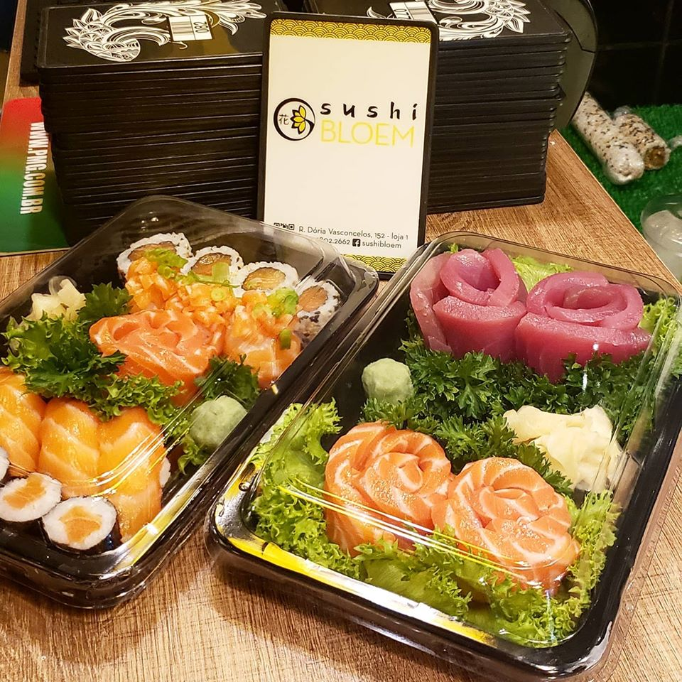 Sushi Bloem