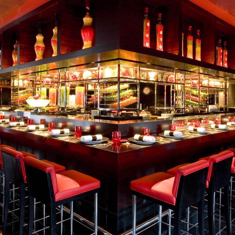 Restaurante em Paris: L'Atelier de Joël Robuchon