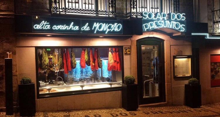 Onde comer em Lisboa: Solar do Presuntos