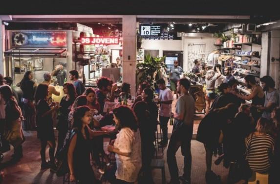 Restaurante no Rio de Janeiro: Void Leblon