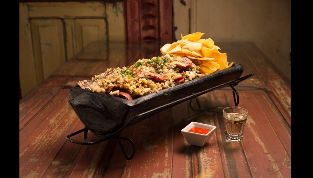Onde comer em Poços de Caldas: Justo no Terraço